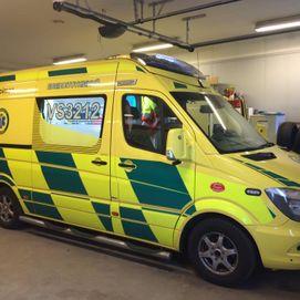 Kiireetön Ambulanssi